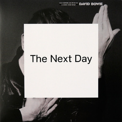 David Bowie The Next Day vinyl 2 LP gatefold sleeve