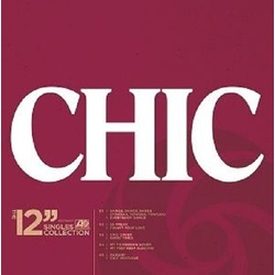 "Chic The 12"" Singles Collection 5 x 12"" vinyl box set"