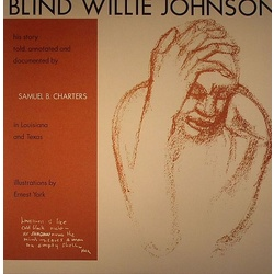 Blind Willie Johnson His Story High Quality vinyl LP