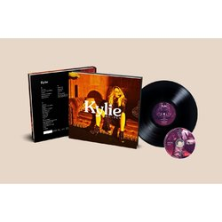 Kylie Minogue Golden super deluxe edition vinyl LP + deluxe CD + 30p book +download