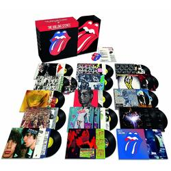 Rolling Stones Studio Albums Vinyl Collection 1971-2016 #d Vinyl Box 20 vinyl LP box