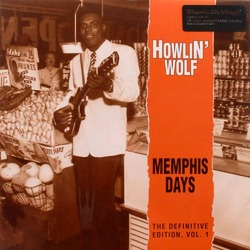 Howlin' Wolf Memphis Days Vol.1 MOV 180gm vinyl LP