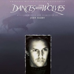 Dances With Wolves soundtrack John Barry ORG numbered vinyl 2 LP