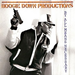 Boogie Down Productions By All Means Necessary Reissue vinyl LP