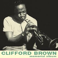 Clifford Brown Memorial Album vinyl LP