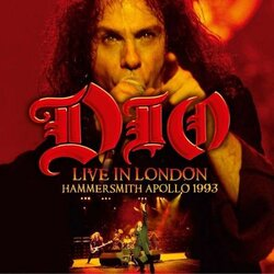 Dio Live In Deluxe Limited Edition Red vinyl 2LP