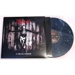 Slipknot Iowa 2001 vinyl 2 LP gatefold sleeve  printed inner