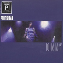 Portishead Dummy reissue 180gm vinyl LP +download, gatefold