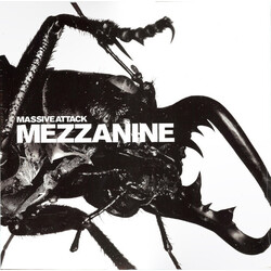 Massive Attack Mezzanine 2014 reissue 180gm vinyl 2 LP