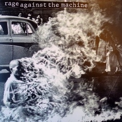 Rage Against The Machine s/t Legacy series issue 180gm vinyl LP