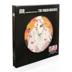 "Air Virgin Suidides 15th anniversary deluxe 2LP / 12"" / 2CD box set"