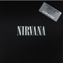 Nirvana Greatest Hits 2015 Deluxe 45rpm reissue 180gm vinyl 2 LP