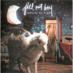 Fall Out Boy Infinity On High reissue 180gm vinyl 2 LP g/f sleeve