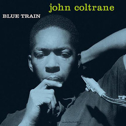 John Coltrane Blue Train deluxe reissue 180gm vinyl LP gatefold sleeve