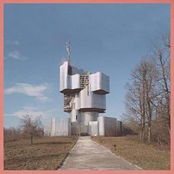 Unknown Mortal Orchestra s/t ltd numbered Sky Blue vinyl LP +download