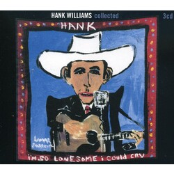 Hank Williams Hank Williams Collected  3 CD
