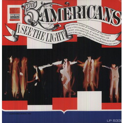 Five Americans I See The Light Vinyl LP