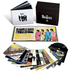 Beatles Stereo Vinyl Box Set 180gm rmstrd Vinyl 16 LP