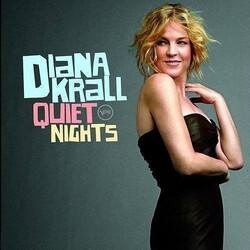 Diana Krall Quiet Nights 180Gm vinyl LP