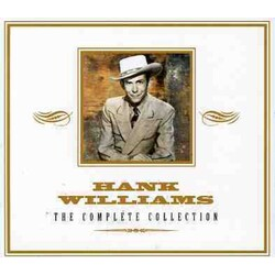 Hank Williams Complete Collection 3 CD