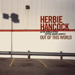Herbie Hancock OUT OF THIS WORLD Vinyl LP