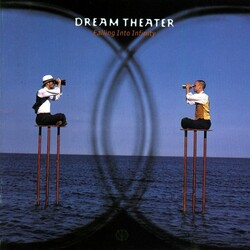 Dream Theater Falling Into Infinity Vinyl 2 LP