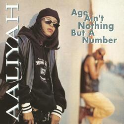Aaliyah Age Ain't Nothing But A Number (White Vinyl) 180gm Coloured Vinyl 2 LP +g/f
