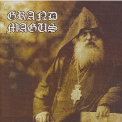 Grand Magus Grand Magus coloured 180g w/download vinyl LP