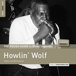 Howlin Wolf Rough Guide To Blues Legends Howlin Wolf (Uk) vinyl LP
