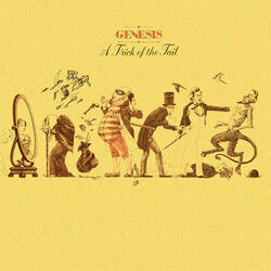 Genesis Trick Of The Tail 180gm Vinyl LP