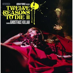 Ghostface Killah 12 Reasons To Die Ii Vinyl LP