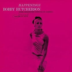 Bobby Hutcherson Happenings Vinyl LP