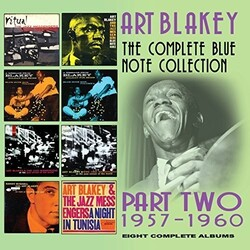 Art Blakey Complete Blue Note Collection: 1957-1960 4 CD