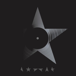 David Bowie Blackstar 180gm Vinyl LP +Download +g/f