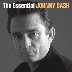 Johnny Cash Essential Johnny Cash Vinyl 2 LP