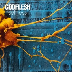 Godflesh Selfless Vinyl LP