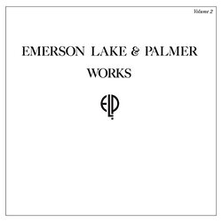 Emerson, Lake & Palmer Works Volume 2 vinyl LP