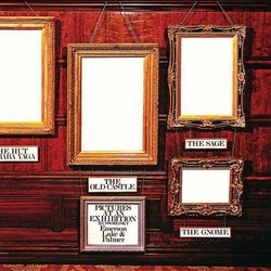 Emerson, Lake & Palmer Pictures At An Exhibition BMG Rights Management vinyl LP