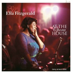 Ella Fitzgerald At The Opera House Vinyl Passion DMM 180gm Import vinyl 2 LP Stereo & Mono