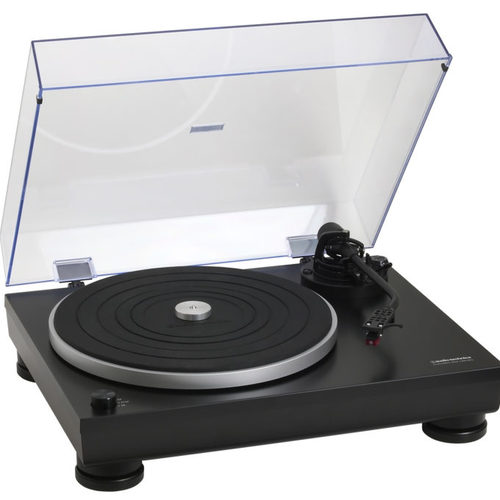 Audio Technica AT-LP5 Direct Drive High Fidelity Turntable for vinyl LP records