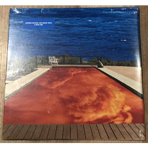 Red Hot Chili Peppers Californication Canadian press 180gm vinyl 2 LP