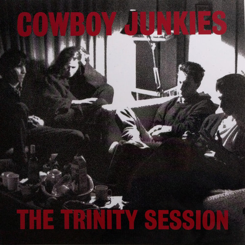 Cowboy Junkies The Trinity Session limited MOV 180gm red vinyl 2 LP