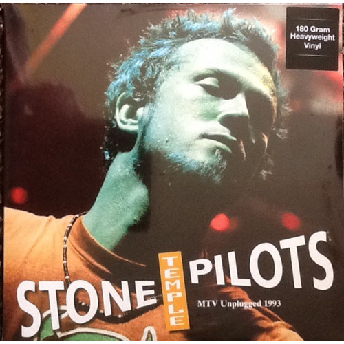 Stone Temple Pilots MTV Unplugged 1993 180gm vinyl LP