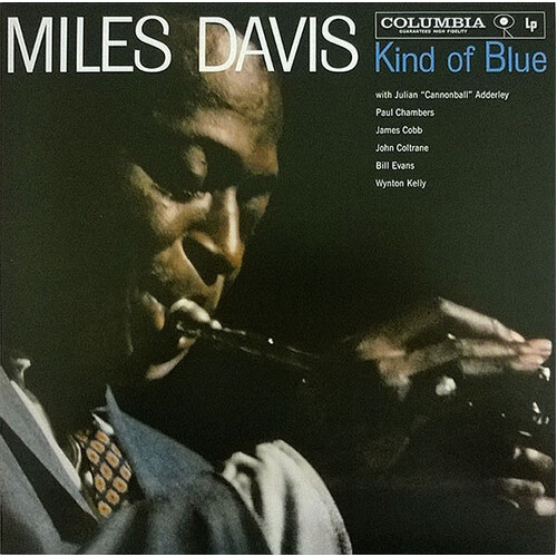 Miles Davis Kind Of Blue MOV remastered MONO 180gm vinyl LP