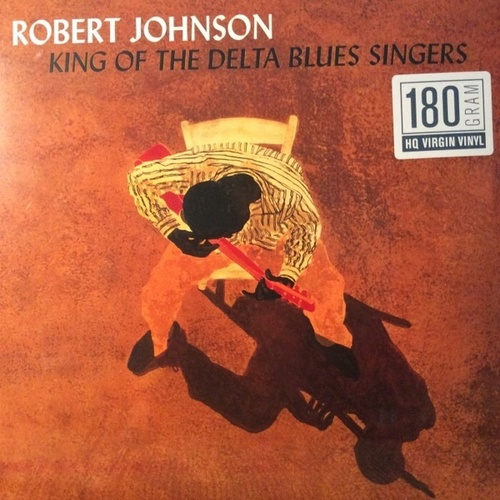 Robert Johnson King Of The Delta Blues Singers reissue 180gm vinyl 2 LP
