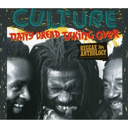 Culture Natty Dread Taking Over-Reggae Anthology 3 CD