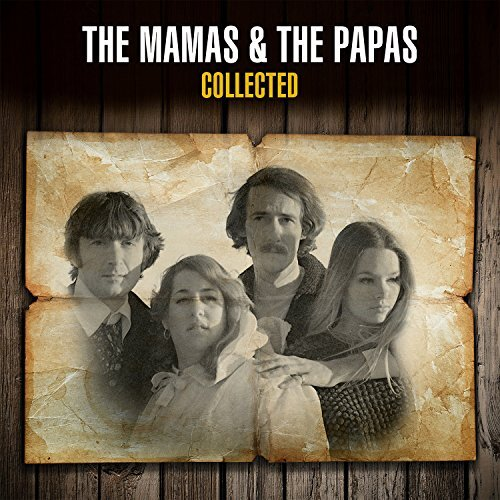 Mamas & The Papas Collected (Hol) Vinyl 2 LP